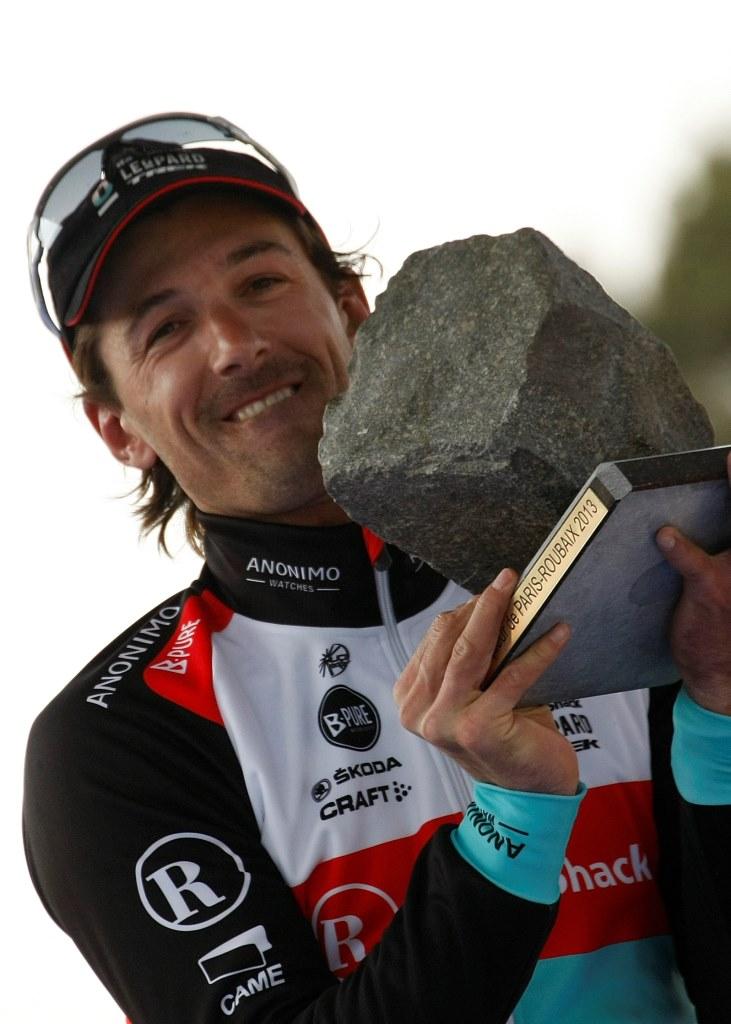 Fabian Cancellara. Foto: Patrick Verhoest.