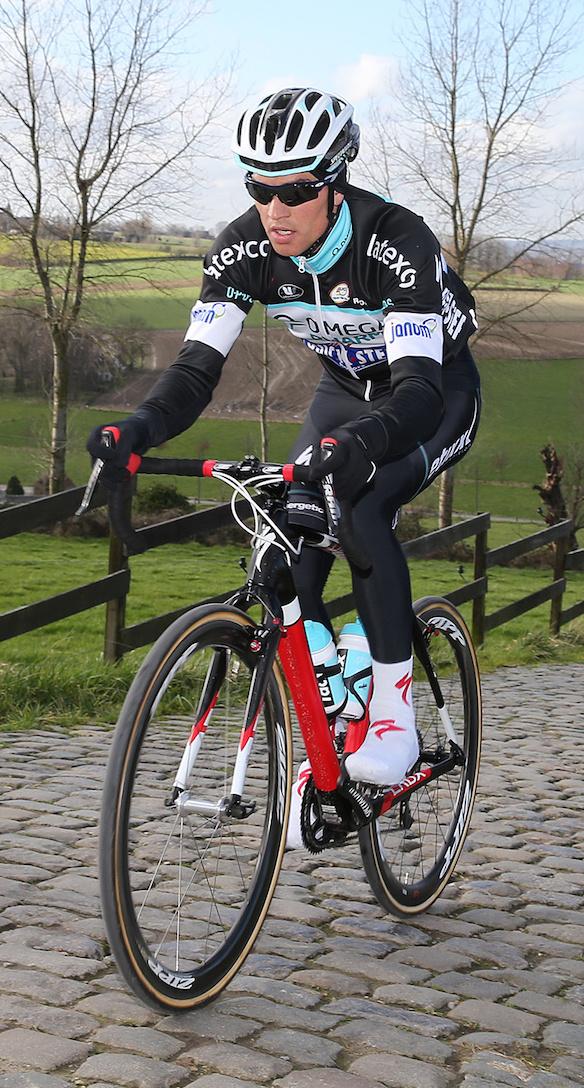 Zdeněk Štybar je v současnosti především silničář. Foto: Omega Pharma.
