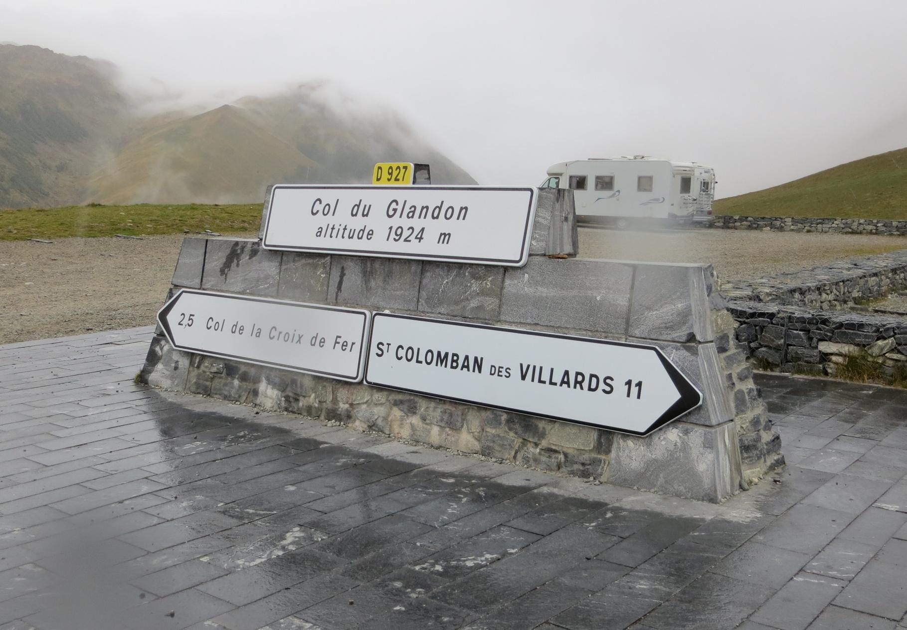Col du Glanson.