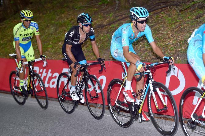 Aru, Porte, Contador.