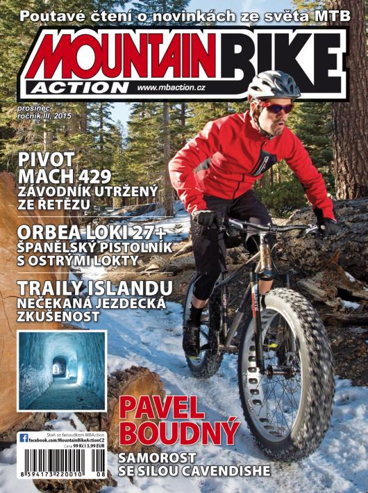 Mountain Bike Action prosinec 2015