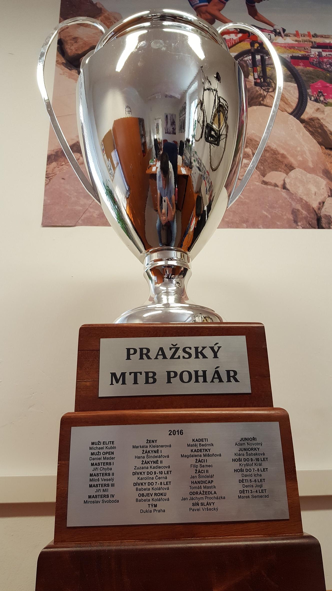 Pražský pohár MTB.