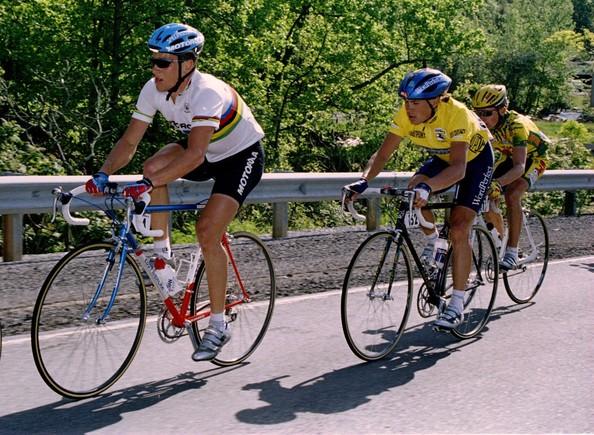 Armstrong v sezoně 1994.