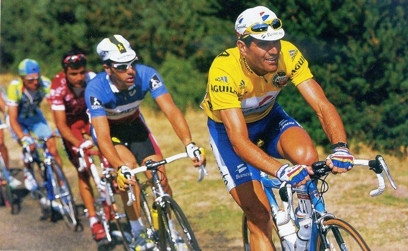 Abraham Olano na Vueltě 1998