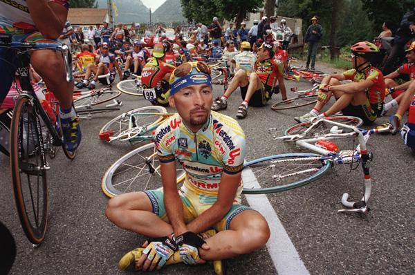 Stávka na Tour 1998.
