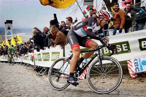 Fabian Cancellara na trati Ronde 2013.